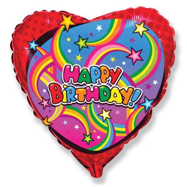 duga balon happy birthday