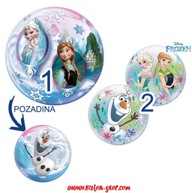 frozen bubble baloni