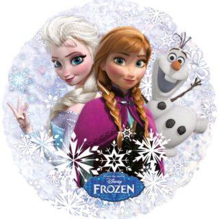 Frozen providan folija balon