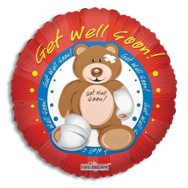 get well soon meda