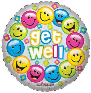 Brzo ozdravi Smile balon