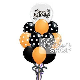 Halloween buket balona