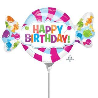 Happy birthday bombona mali balon