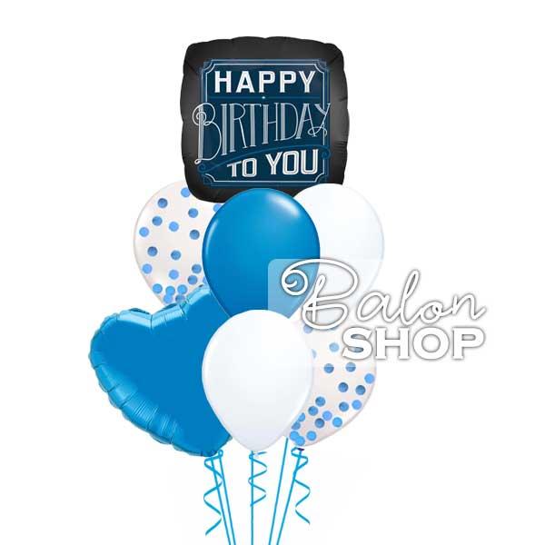 happy birthday to you buket balona