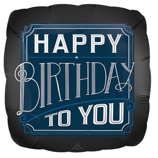 happy birthday to you za njega