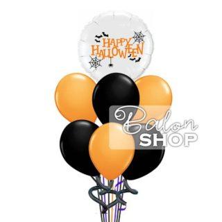 Happy Halloween buket balona