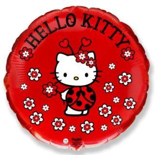 Hello Kitty sa bubamarom
