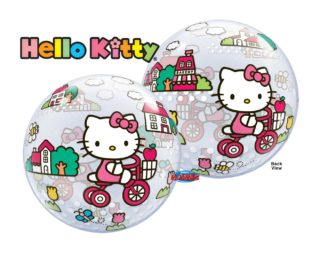 Hello Kitty bubble baloni