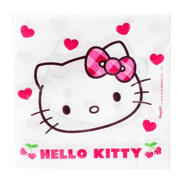 hello kitty salvete