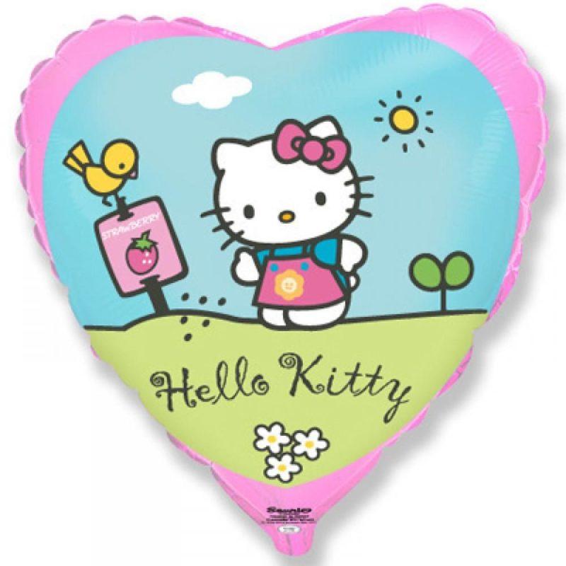 hello kitty skola balon
