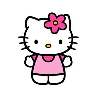 Hello Kitty baloni
