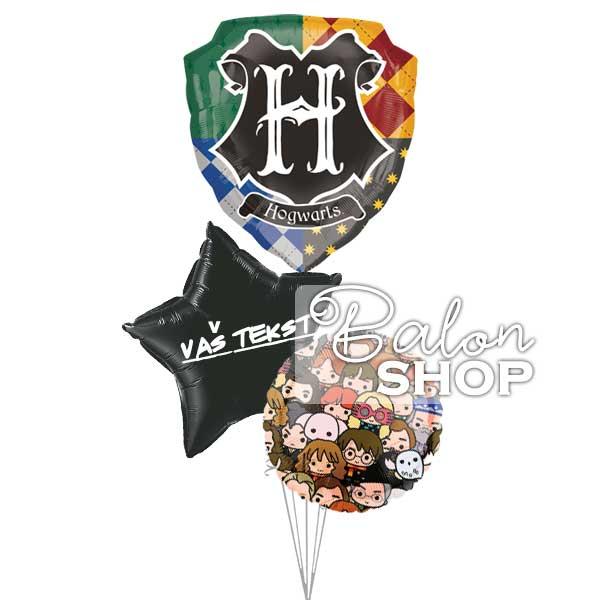 hogwarts buket sa porukom