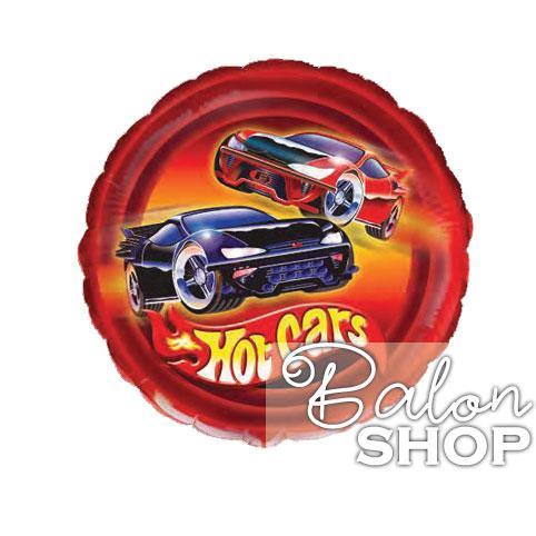 hot cars folija balon