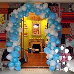 hyde park restoran luk od balona baby shower