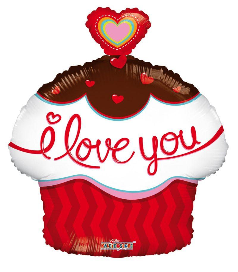 i love you tortica balon