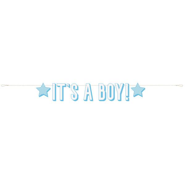 its a boy baner