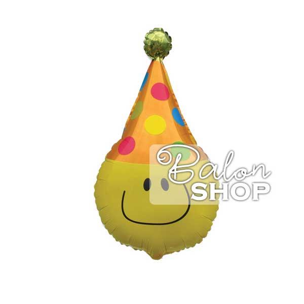 klovn zuti balon