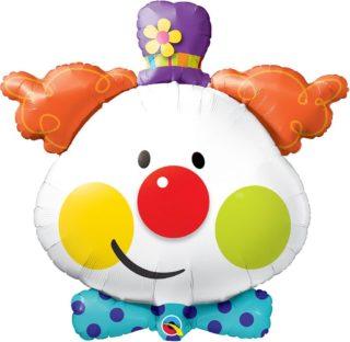 Klovn balon glava