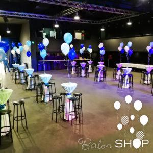 poslovni event dekoracija stola