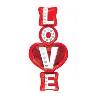 Ljubavni veliki baloni