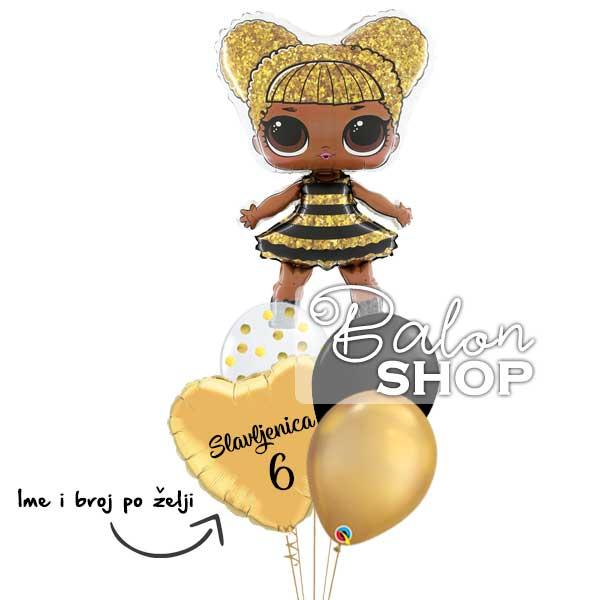 lol suprise elegantni baloni za rodjendan