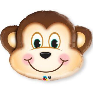 Majmun glava balon