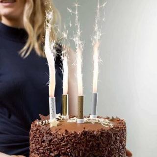 Vatromet za torte