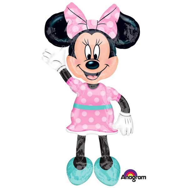 mini mouse balon airwalkers
