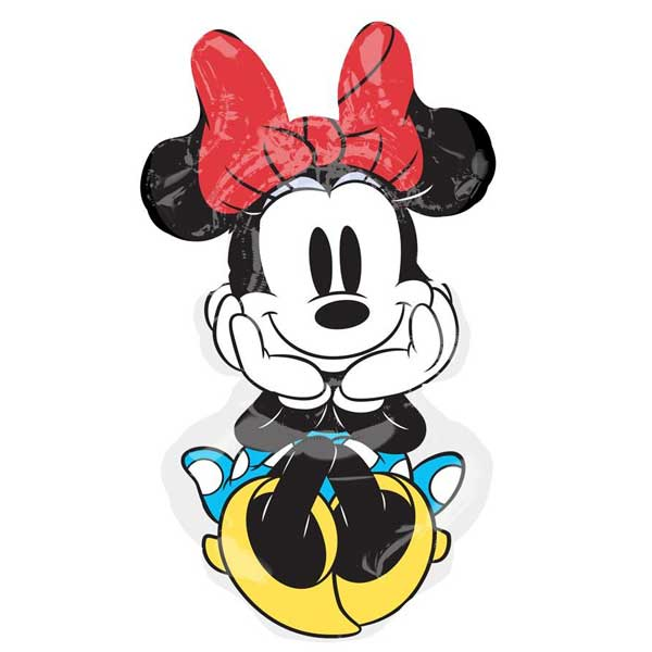 minnie mouse fancy balon