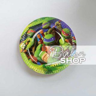 Nindža kornjače tanjir