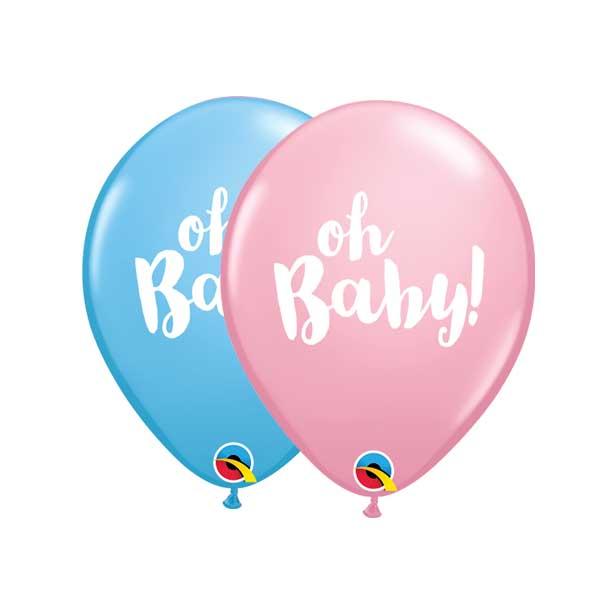 oh baby balon