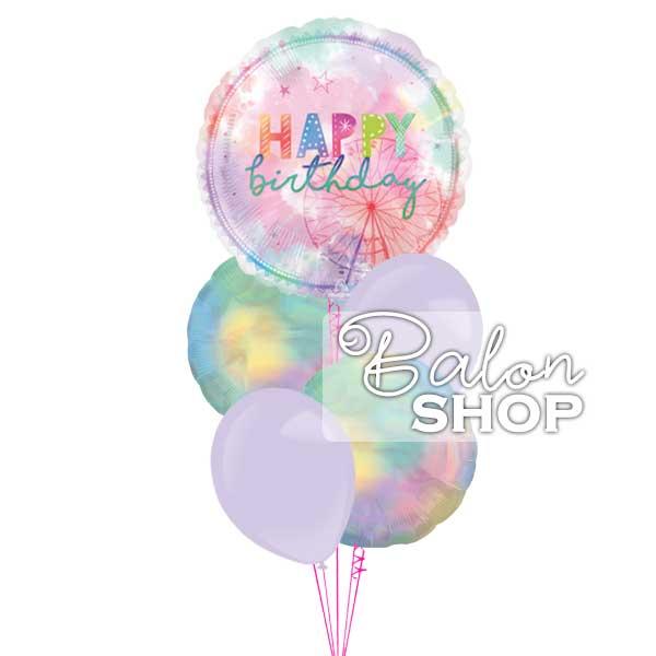 Girl-Chella-rodjedanski-buket-balona