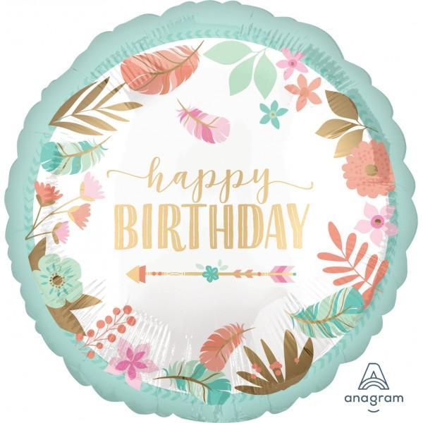 pastelni happy birthday