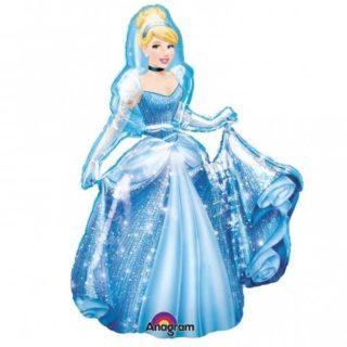 Cinderella AirWalker balon
