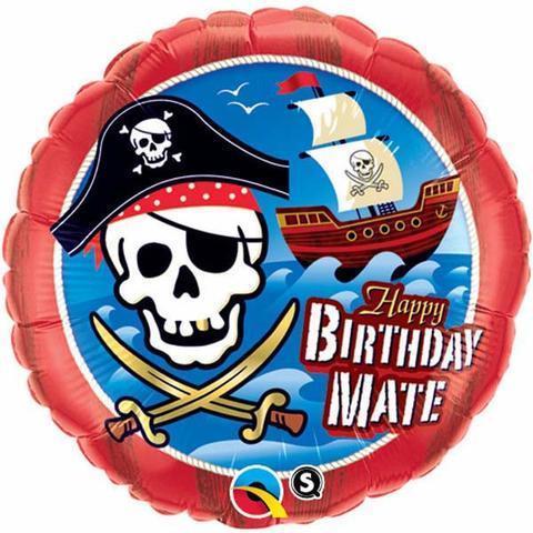 pirat rodjendanski balon