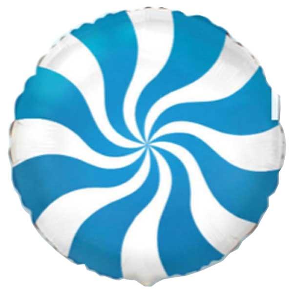 balon lizalica plava