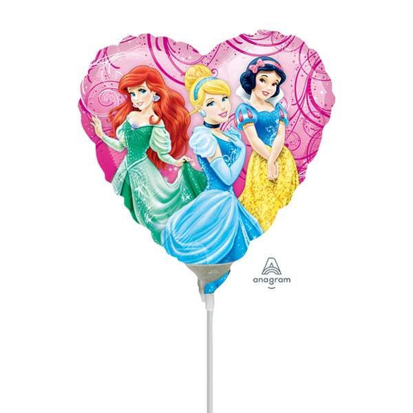 princeze mali balon na stapicu