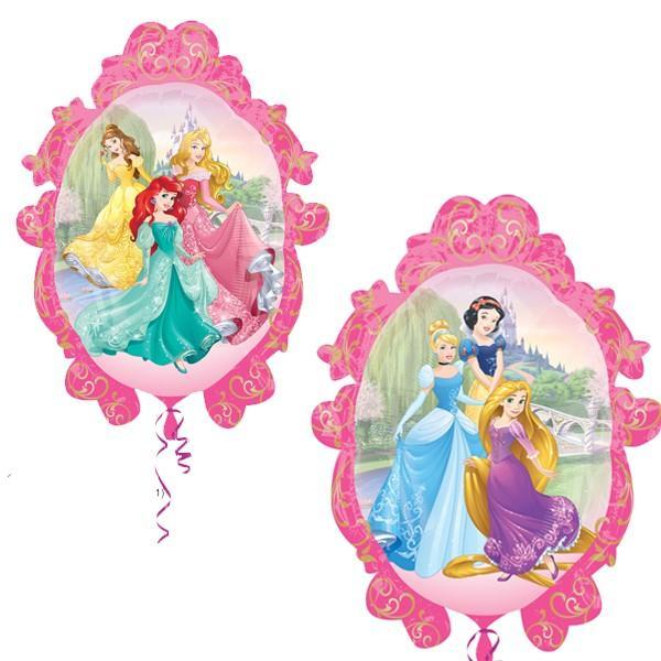 princeze ogledalo balon