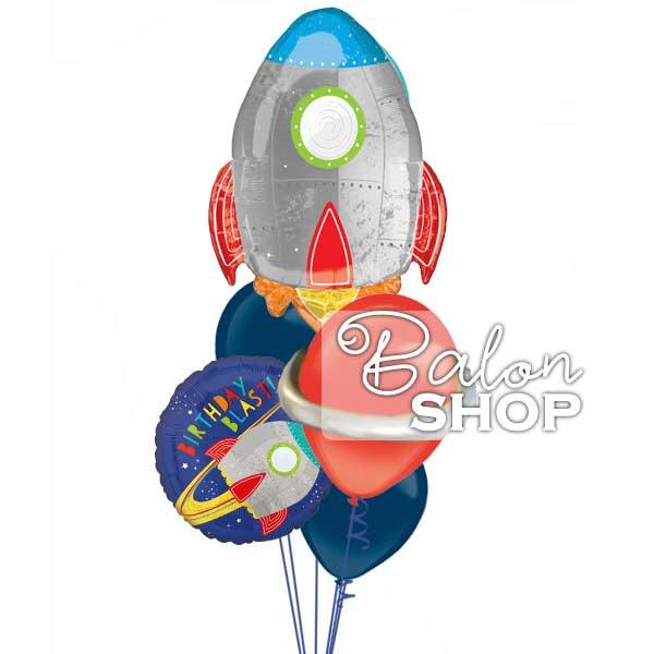 put u svemir buket balona