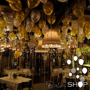 restoran kovac dekoracija baloni