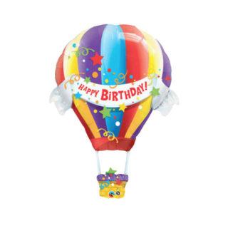 Rođendanski veliki folija baloni