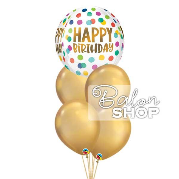 rodjedanski baloni buket