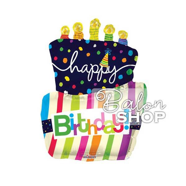 rodjendanska torta folija balon