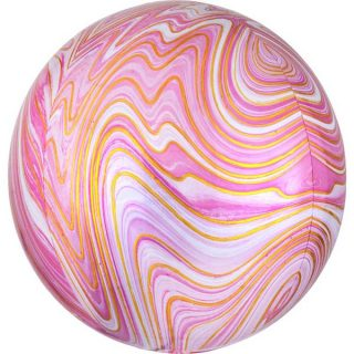 Marblez balon roze