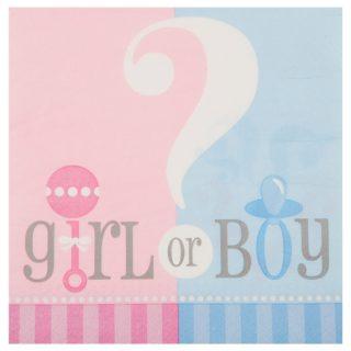 Salvete Girl or Boy?