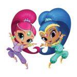 Shimmer & Shine baloni