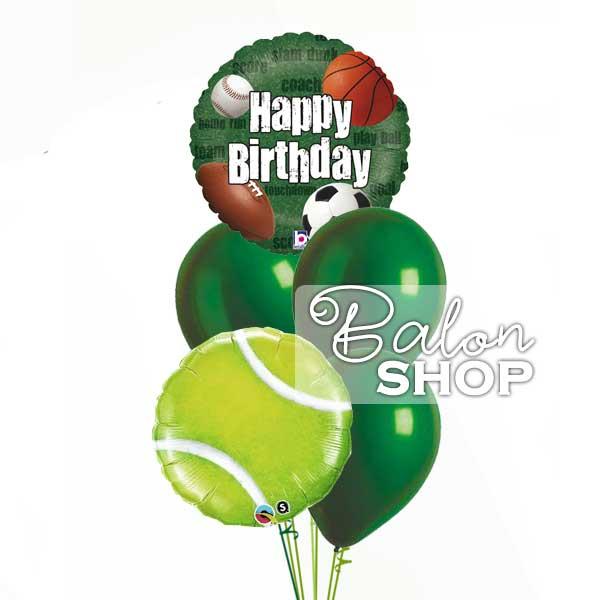 tenis sportski buket balona