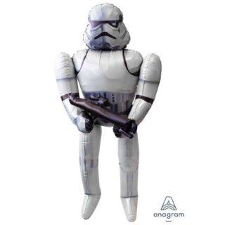 Star Wars Storm Trooper Airwalker balon