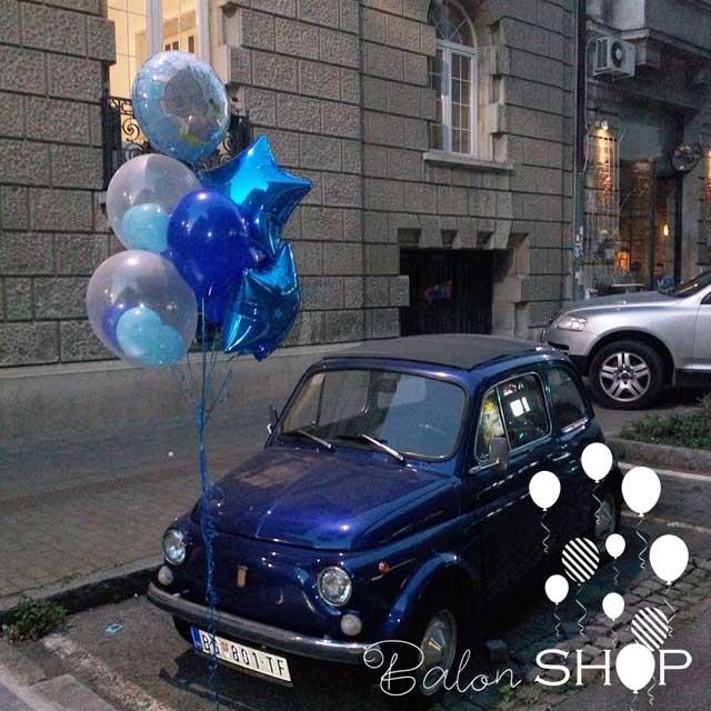 star baloni za rodjenje decaka