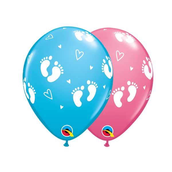 stopala gumeni baloni